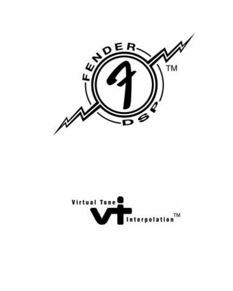 Fender Es_forwrd Cyber Twin Spanish Manual