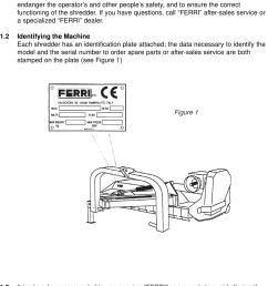 ferri mower wiring diagram [ 1017 x 1495 Pixel ]
