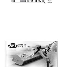 ferri mower wiring diagram [ 1062 x 1466 Pixel ]