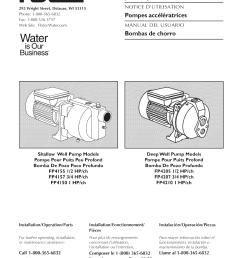 wiring of flotec well pump diagram [ 1224 x 1584 Pixel ]