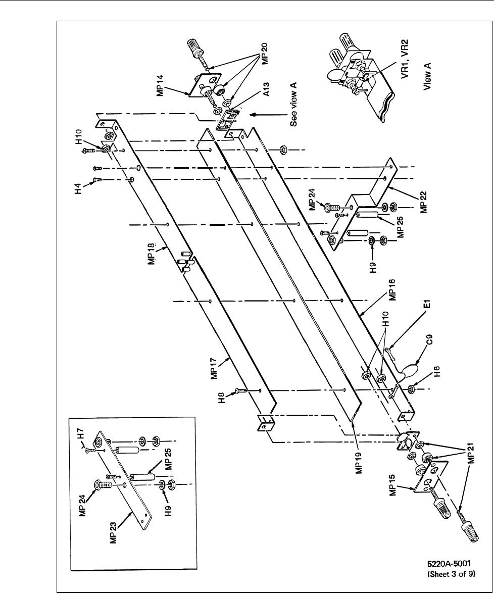 Fluke Car Amplifier 5220A Users Manual