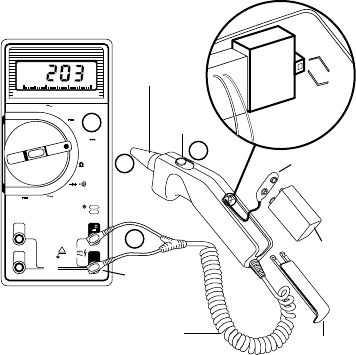 Fluke Thermometer 80T Ir Users Manual