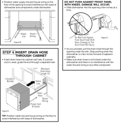 page 7 of 12 frigidaire ffbd1821ms1b user manual dishwasher manuals and guides 1108343l [ 1128 x 1514 Pixel ]