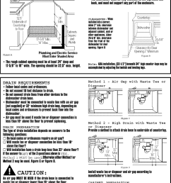 page 3 of 12 frigidaire fmb330rgs0 user manual dishwasher manuals and guides l0709007 [ 1127 x 1512 Pixel ]