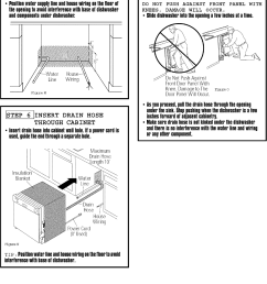 page 7 of 12 frigidaire fmb330rgs0 user manual dishwasher manuals and guides l0709007 [ 1128 x 1511 Pixel ]