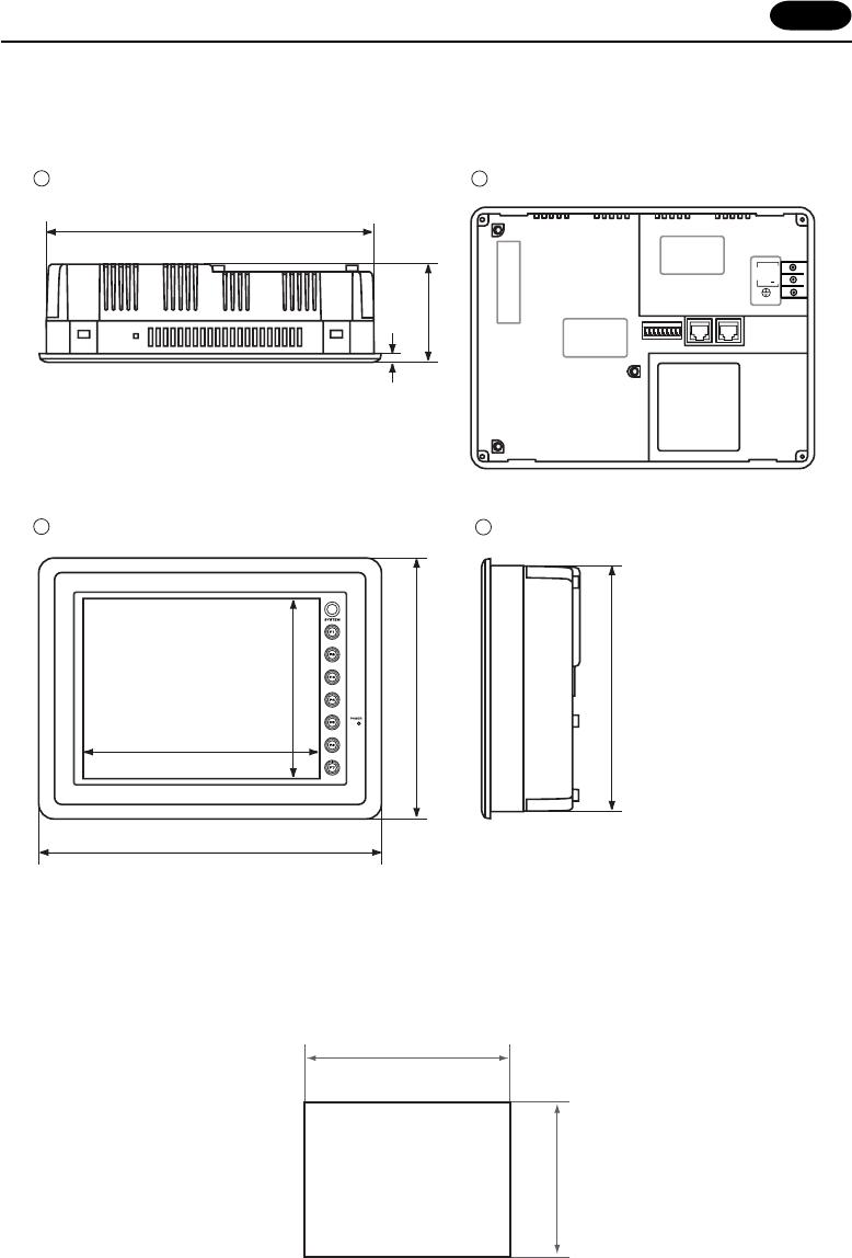 Fujitronic Programmable Operation Display Ug520H X Users