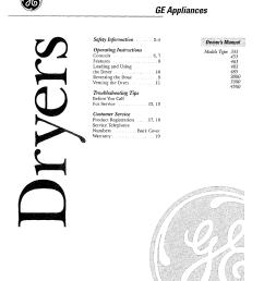 ge dbxr453ea1ww user manual electric dryer manuals and guides l0806991ge dryer dbxr453ea1ww wiring diagram electric  [ 1270 x 1606 Pixel ]