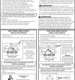 page 2 of 4 ge dskp333ec3ww user manual electric dryer manuals and guides 1309130l [ 1129 x 1516 Pixel ]