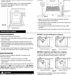 page 3 of 9 ge dw install for pdf installation instructions 31 30515 [ 1132 x 1570 Pixel ]
