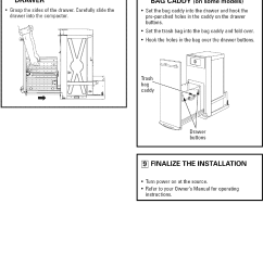 page 9 of 12 ge gcg1580l0ss user manual compactor manuals and guides l0603299 [ 1126 x 1518 Pixel ]