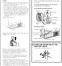 ge gth22sbsarss user manual refrigerator s series manuals and guides l0503344 [ 1127 x 1561 Pixel ]