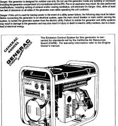 generac generator specification [ 950 x 1471 Pixel ]