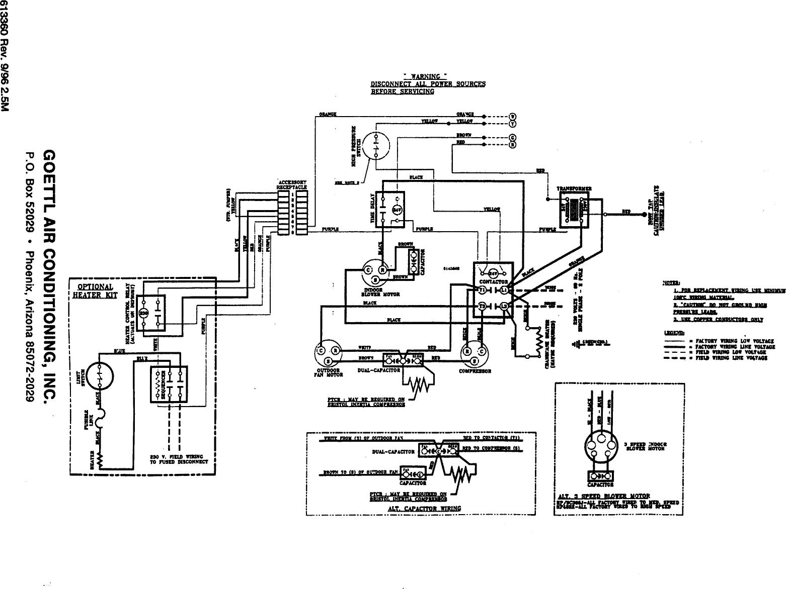 hight resolution of goettl ac heat strip wiring lok wiring diagramgoettl wiring diagrams wiring diagrams schematic strip heater wiring