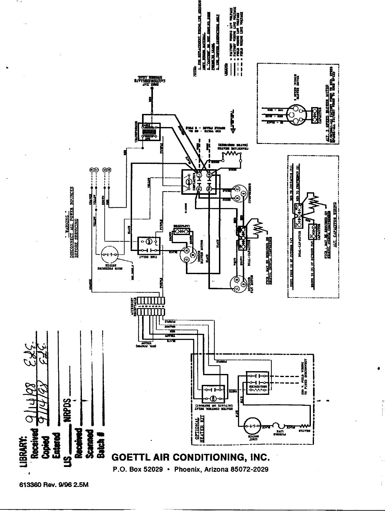 hight resolution of goettl air conditioning wiring diagram wiring diagram centregoettl air conditioning wiring diagram goettl air conditioner room