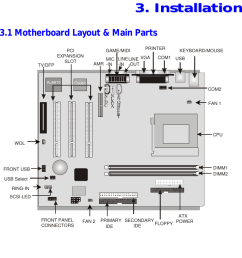 atx motherboard diagram 3 data schematic diagram atx motherboard diagram labeled puter motherboard layout diagram free [ 765 x 1107 Pixel ]