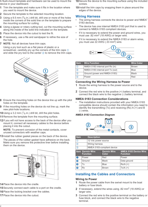 small resolution of garmin nmea 0183 wiring diagram