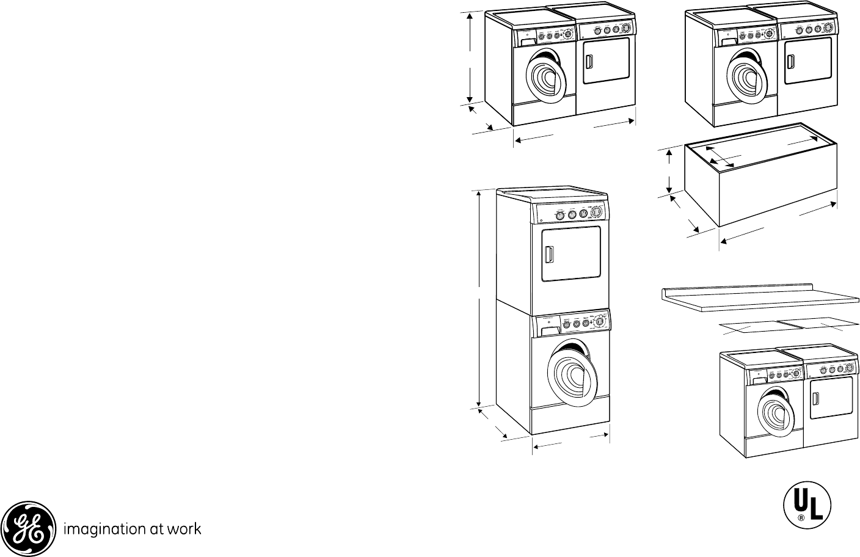 Ge Appliances Dsxh43Ef Users Manual