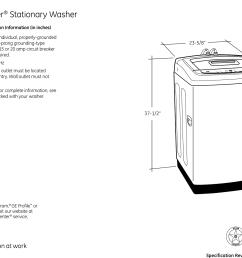 ge appliances spacemaker wsls1500j users manual wiring diagram location ge appliances kitchen appliances [ 1498 x 1107 Pixel ]