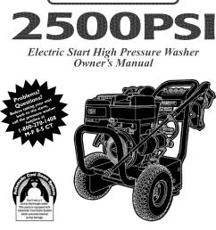 generac pressure washer wiring diagram [ 1105 x 1429 Pixel ]