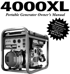 generac 4000xl 9777 2 owners manual manualslib makes it easy to find manuals online  [ 1053 x 1440 Pixel ]