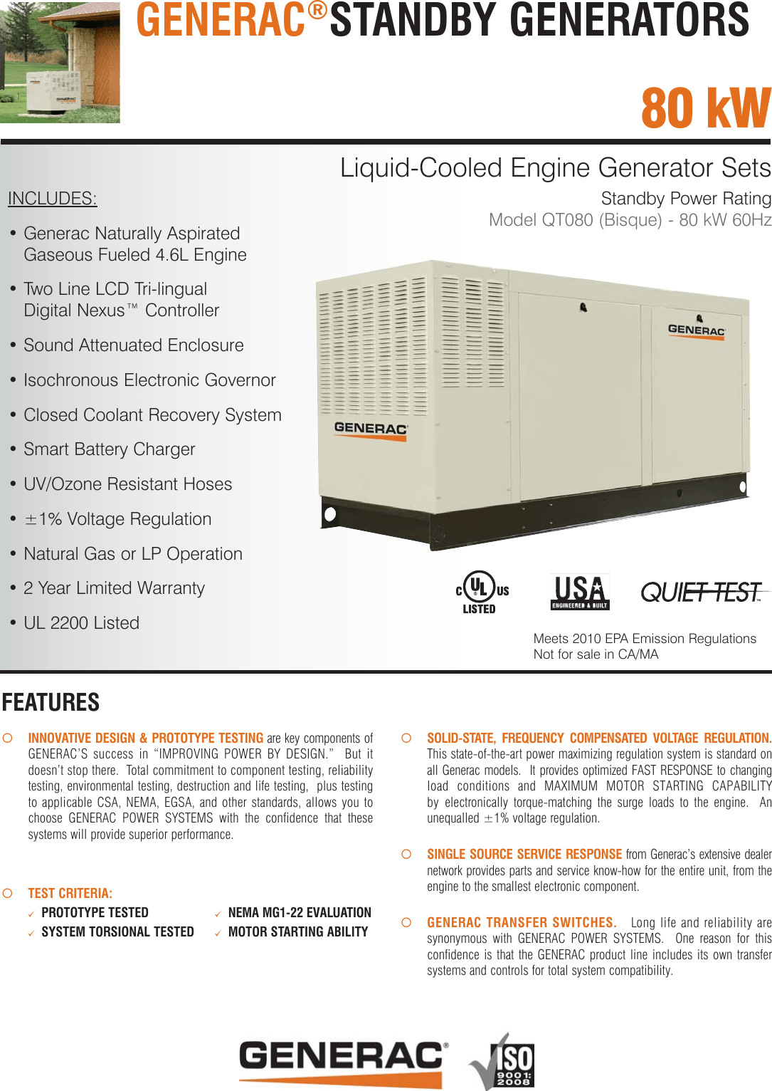 hight resolution of  generacqt080usersmanual166202 750785497 user guide page 1 generac qt080 users manual 0188680sby rev f