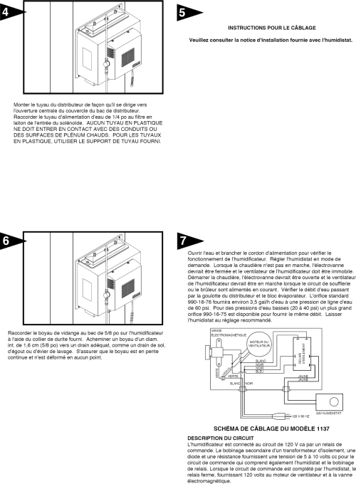 small resolution of page 4 of 9 generalaire 1137 user manual humidifier manuals and guides l1002554