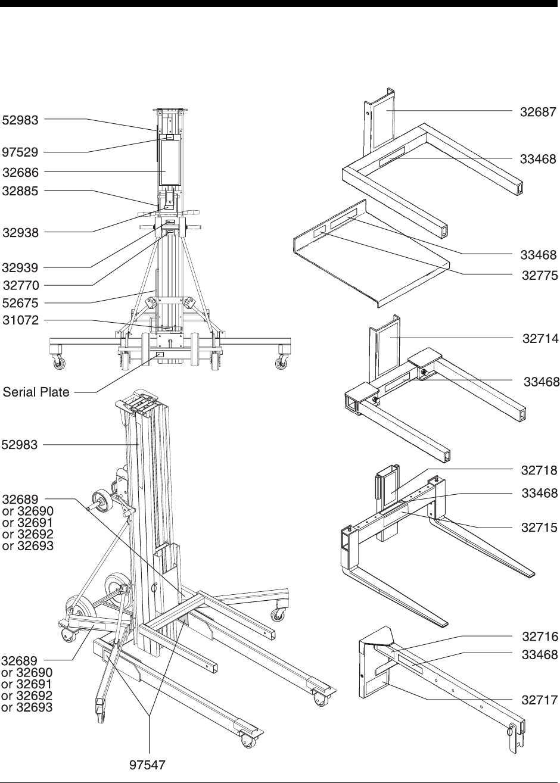 Genie Superlift 97550 Users Manual 97550c32