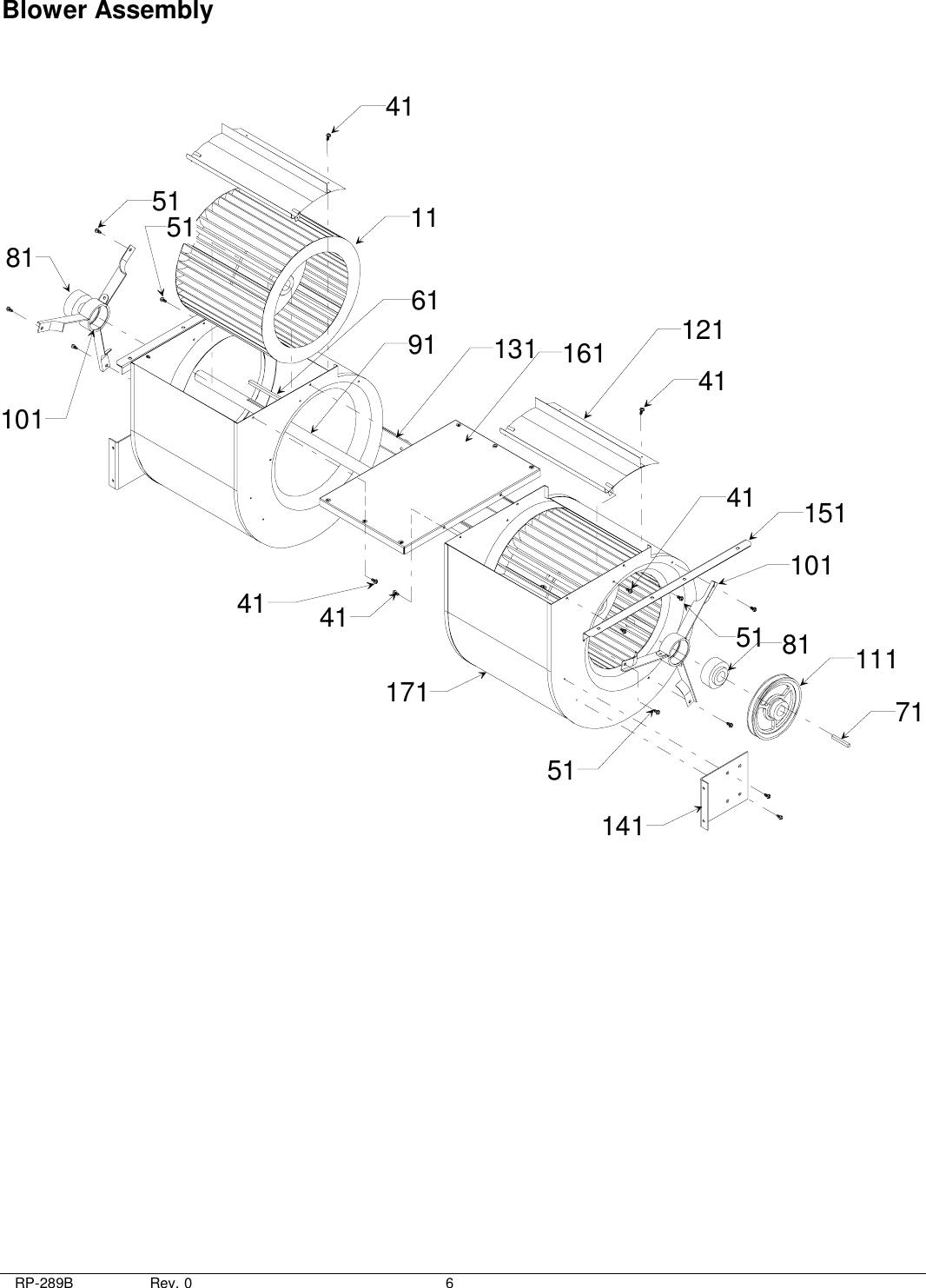 Goodman Mfg Co Lp Wheelchair Ar090 Users Manual RPT Parts