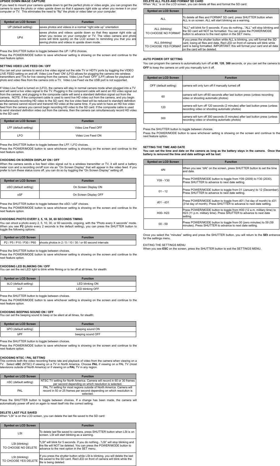 Gopro Hd Hero Naked Users Manual ManualsLib Makes It Easy