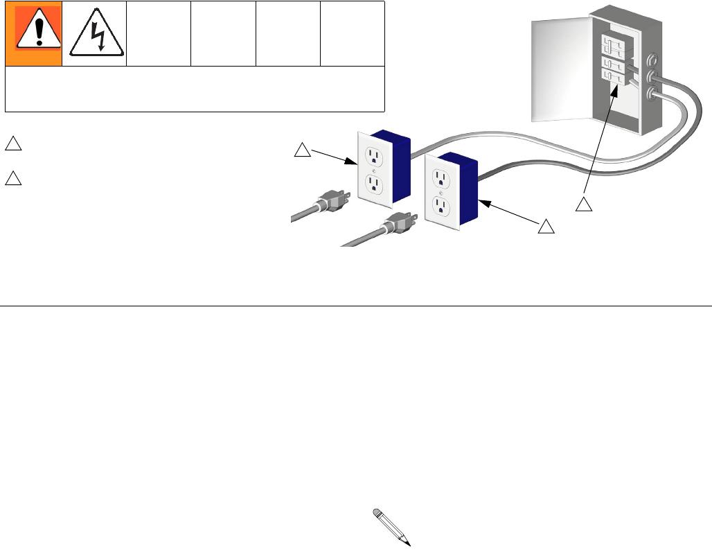 Graco 311075U Reactor E 10 Plural Component Proportioner