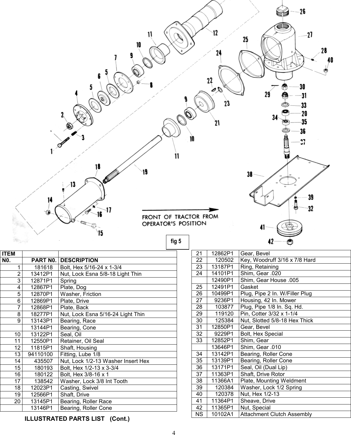 Gravely 11362 ITEM User Manual To The D9256d22 434e 4684