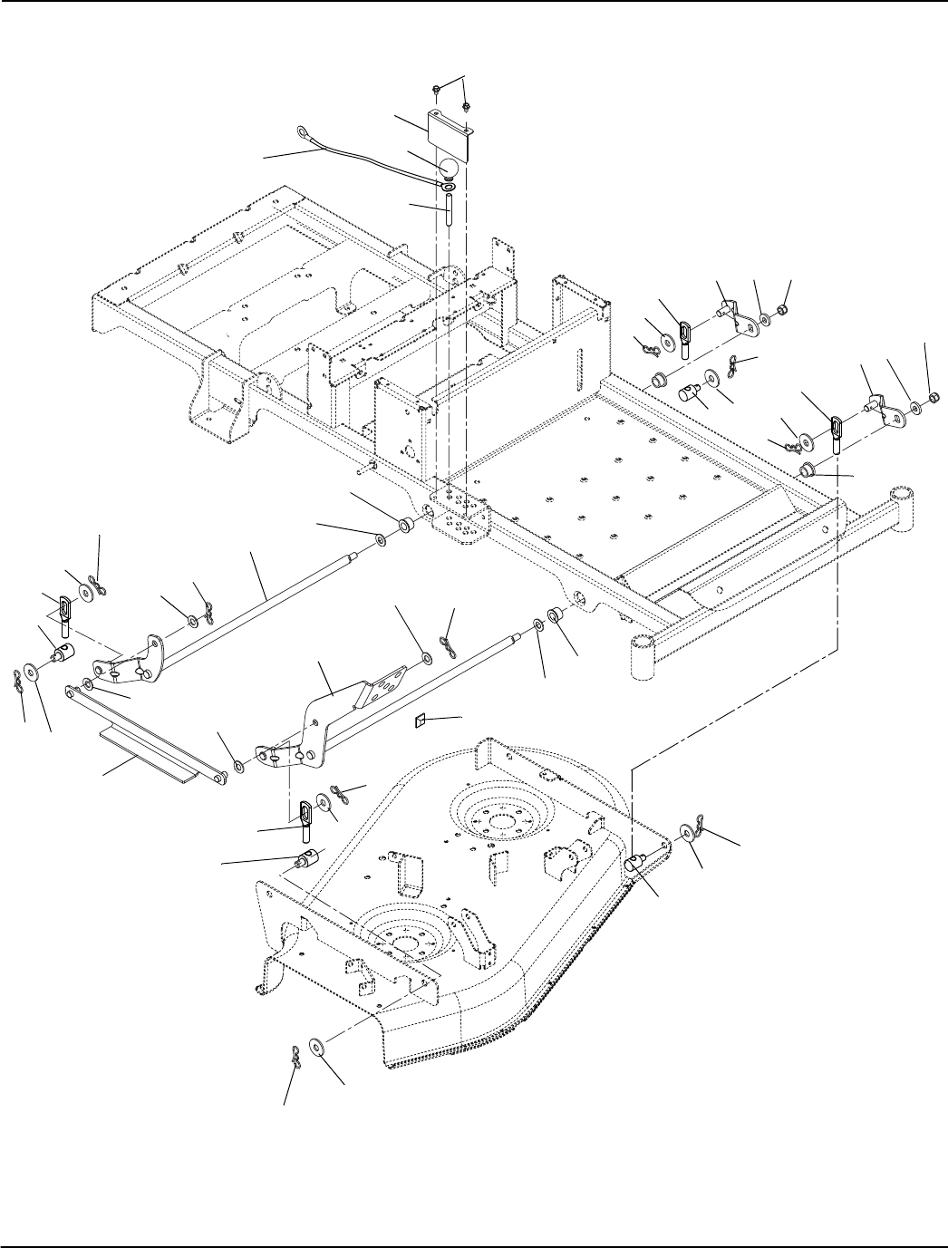 Gravely 915148 ZT 42 04043300A User Manual To The F7414269