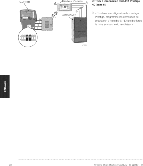 small resolution of prestige honeywell steam humidifier wiring diagram