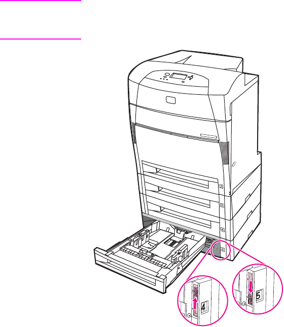 HP Color LaserJet 5550 Series Printer User Guide ESWW