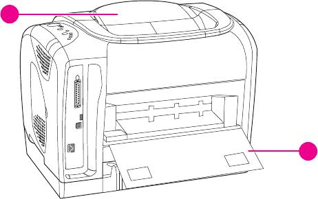 HP Color LaserJet 2550 User Guide DEWW Laser Jet 2500