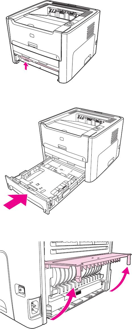 HP LaserJet 1160 And 1320 Series Printer User Guide ESWW