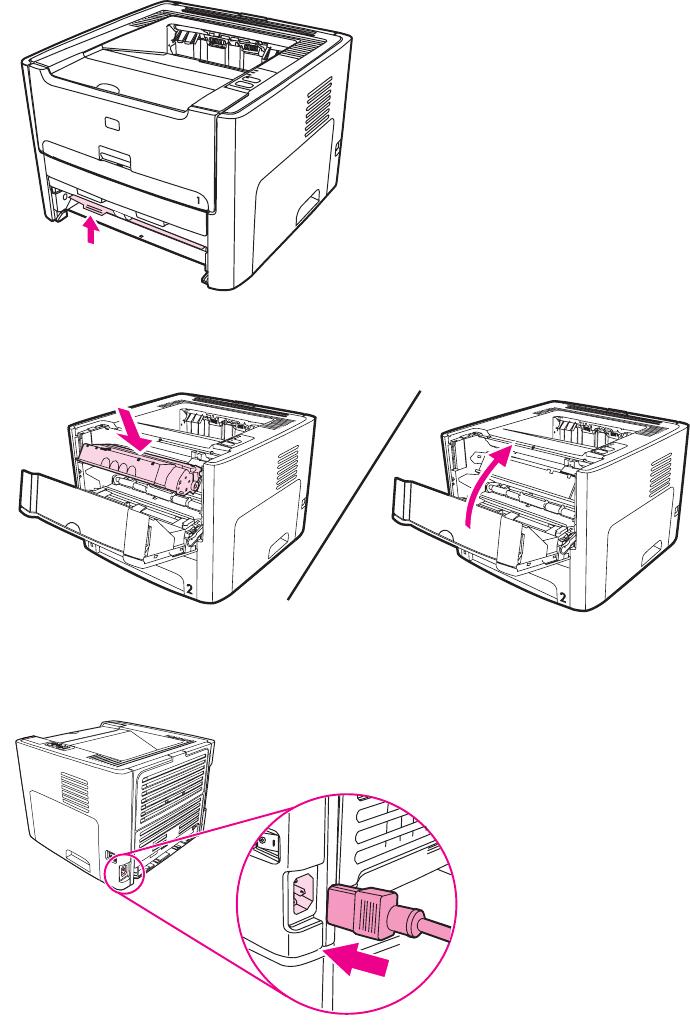 HP LaserJet 1160 And 1320 Series Printer User Guide KOWW