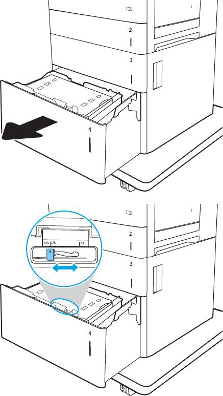 HP Color LaserJet Enterprise M652, M653 User Guide Laser