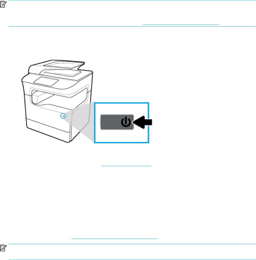 HP PageWide MFP P77740 60 Series