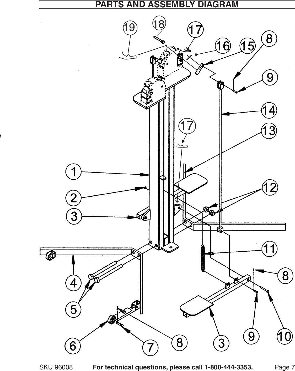 Harbor Freight Stand For Shrinker And Stretcher Machines