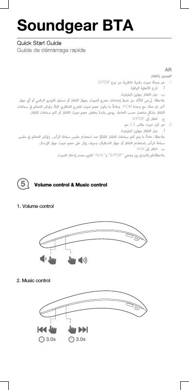 Harman JBLBTA20 Bluetooth TV Dongle User Manual TR04146