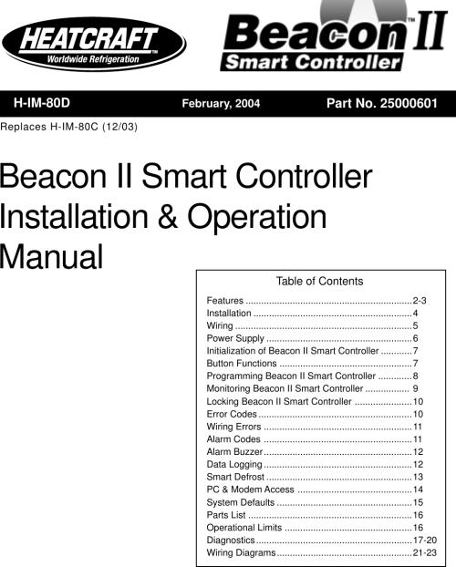 small resolution of heatcraft evaporator wiring diagram