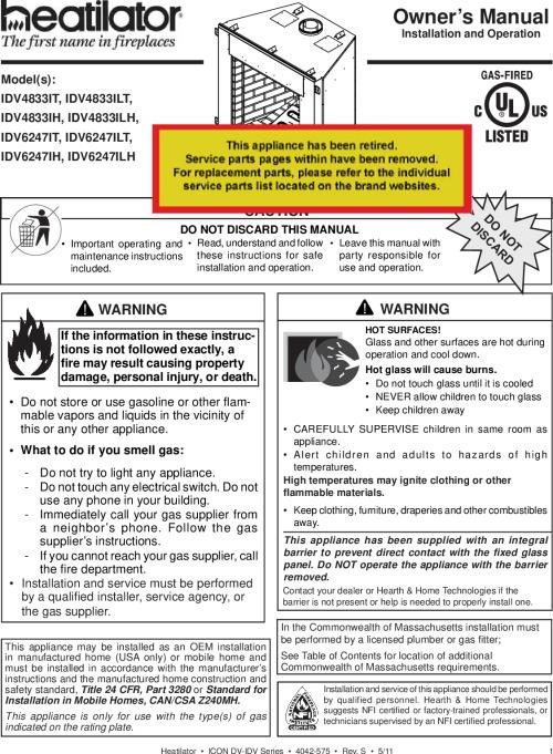 small resolution of heatiator idv4833it user manual to the f6b6ba9b d6dd 4045 90fe fdbd09c69d7a