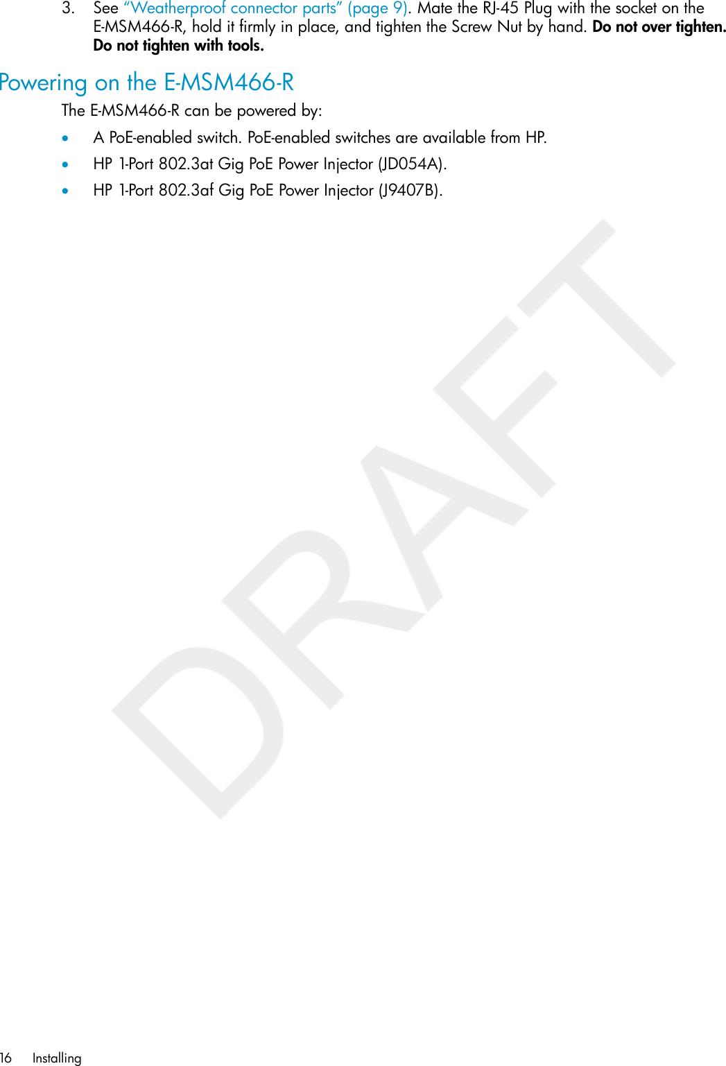 Hewlett Packard Enterprise MRLBB1003 WLAN 802.11a/b/g/n