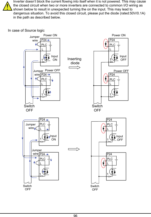 small resolution of hitachi welding system series inverter users manual fig 1a schematic diagram of the power inverter use awg10 wire for
