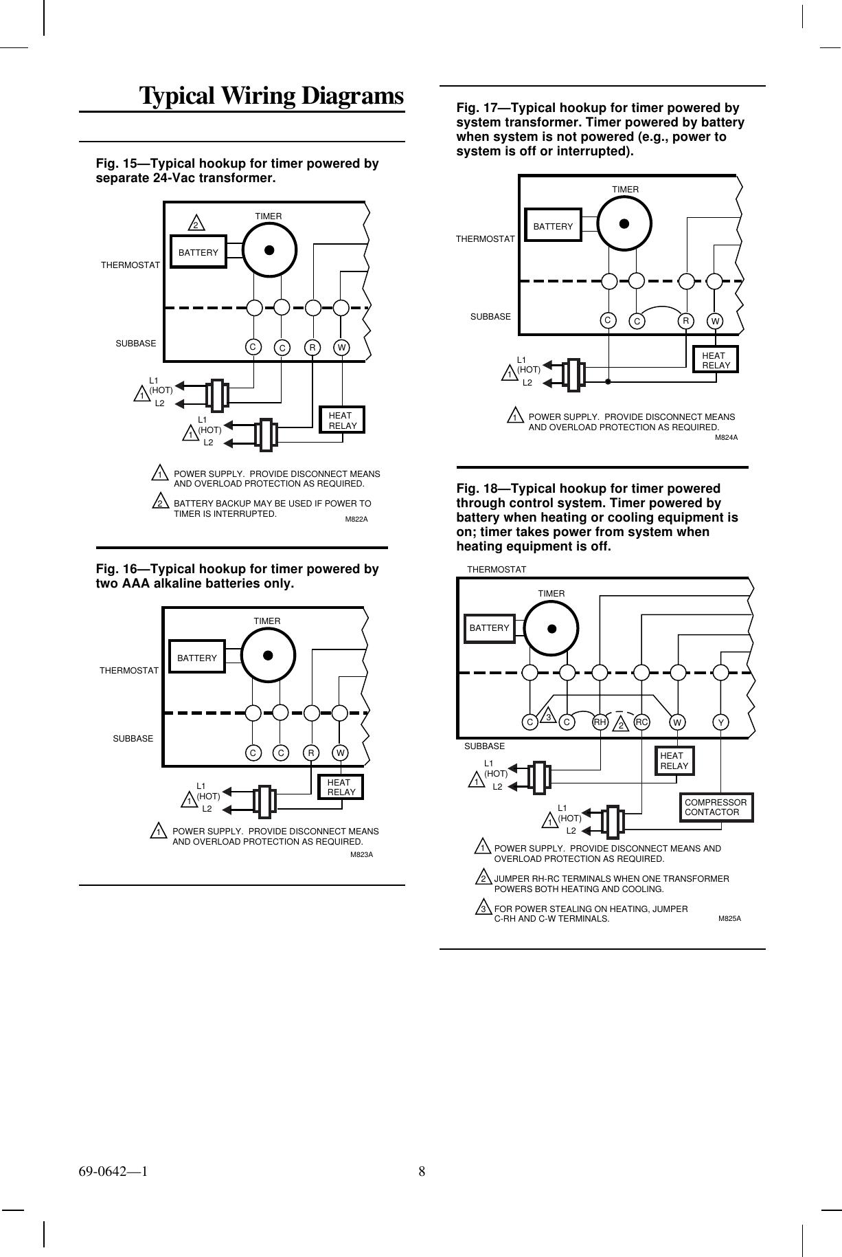 Honeywell R8239a1052 Wiring Diagram Honeywell Zone Valve