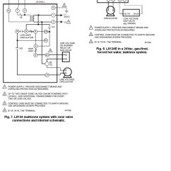 Honeywell Humidifier He365 Wiring Diagram 1976 Porsche 911 Ra89a Schematic Hvac Indoor Fan Relay