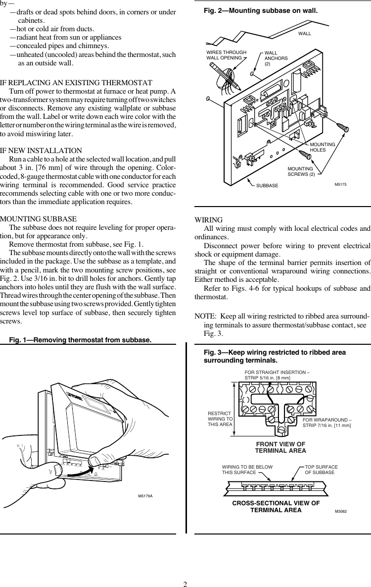 Three Wire Thermostat Wiring Diagram Aprilaire 600 Wiring