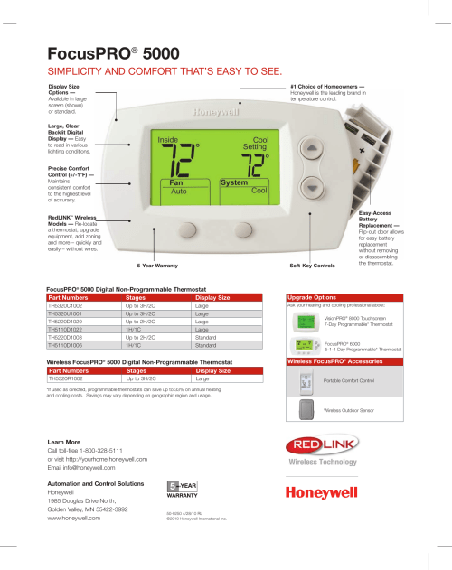 small resolution of honeywell rth7500 thermostat wiring diagram honeywell chronotherm user manual wiring diagram honeywell thermostat wiring guide 69
