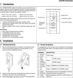 honeywell thermostat tb6980 users manual 62 0238 03 tb6980 tb7980 honeywell s th150 eng [ 1157 x 1552 Pixel ]